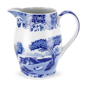 Bielo-modrý porcelánový džbánik Spode Blue Italian, 1,75 l