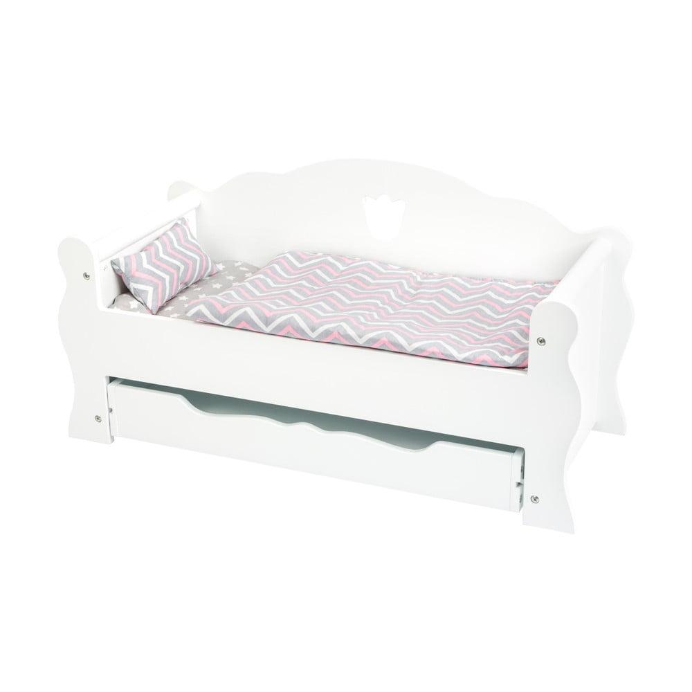 Postieľka do domčeka pre bábiky Legler Dolls Day Bed