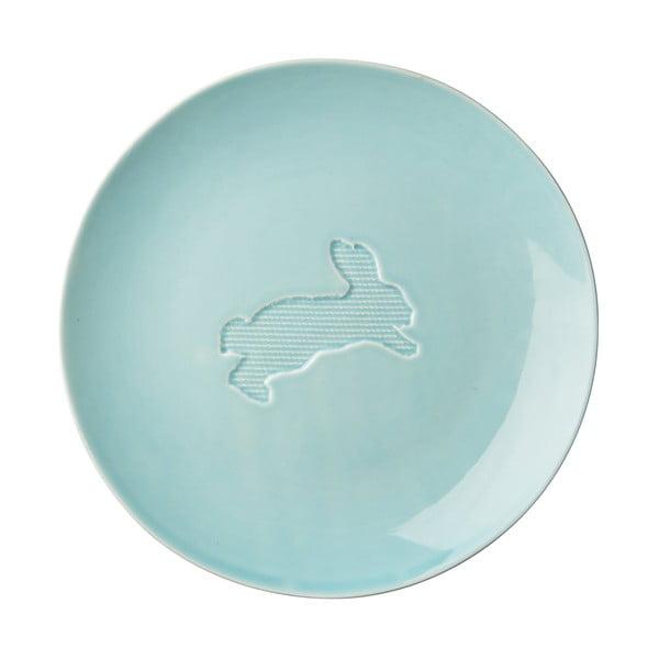 Keramický tanier Animal Mint