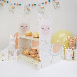 Papierový stojan na sladkosti Neviti Llama Love