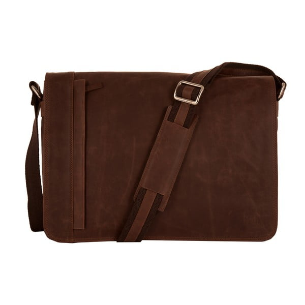 Pánska messenger taška Vintage Brown