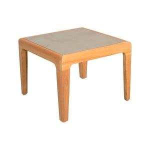 Záhradný stôl z teakového dreva Ezeis Aquariva