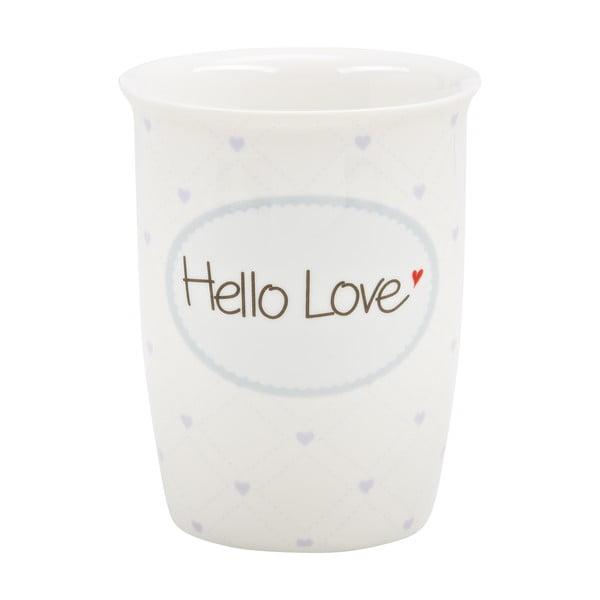 Menší cestovný hrnček Hello Love