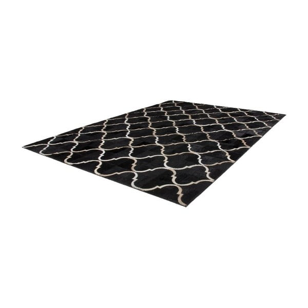 Koberec Eclipse 300 Black, 120x170 cm