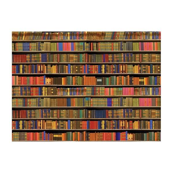 Veľkoformátová tapeta Knižnica, 315x232 cm