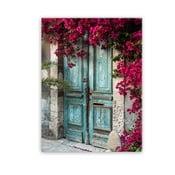 Obraz Styler Glas Destination Cyprus, 70×100 cm
