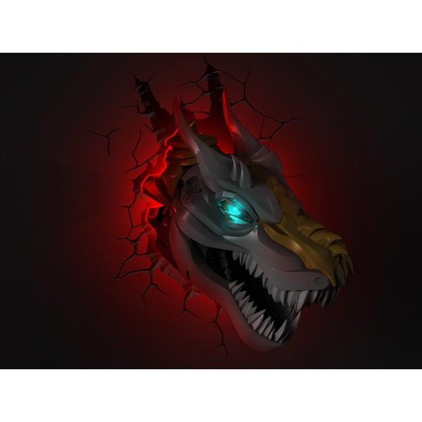 Nástenné svetlo s nálepkou Tnet Transformers Grimlock