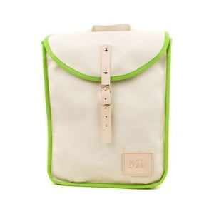 Batoh White Green Heap