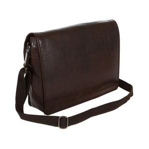 Pánska kožená taška Darwin Brown