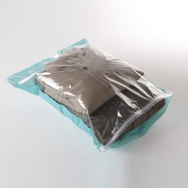 Vákuové obaly na oblečenie Compactor Blue L, 2 ks