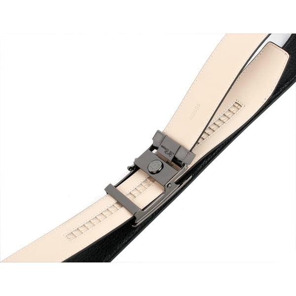 Dámsky kožený opasok 38T19 Lila, 85 cm