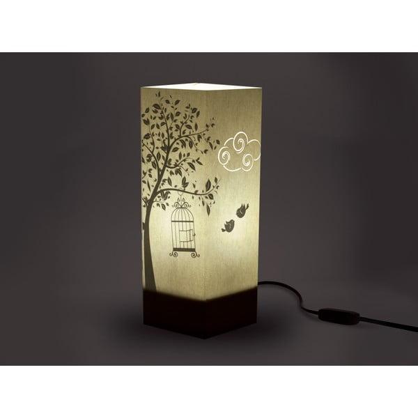 Stolová lampa Cage