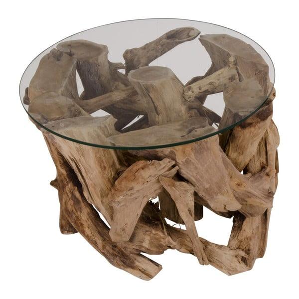 Konferenčný stolík z teakového dreva House Nordic Grand