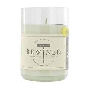 Sviečka Rewined Candles Chenin Blanc, 80 hodín