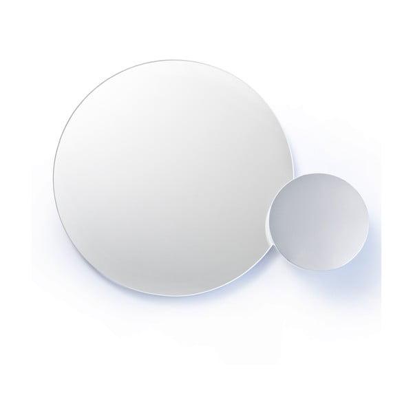 Nástenné dvojité zrkadlo Wireworks Mezza