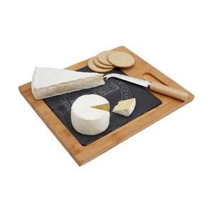 Set doštičky a noža na syr Premier Housewares Cheese