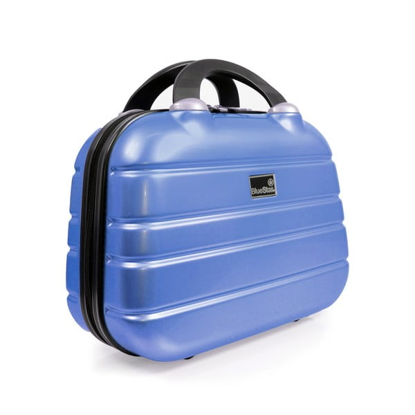 Kufor s príručnou batožinou Brand Developpement Vanity Case, modrý