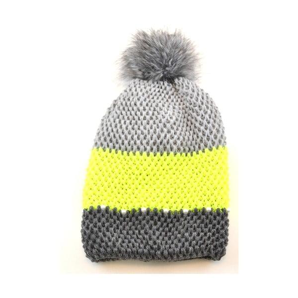 Dámska čiapka Pasy Yellow