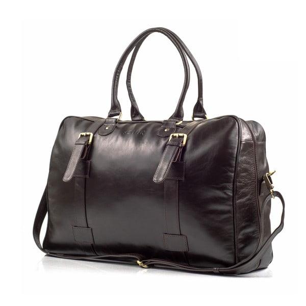 Pánska taška Solier SL16, čierna