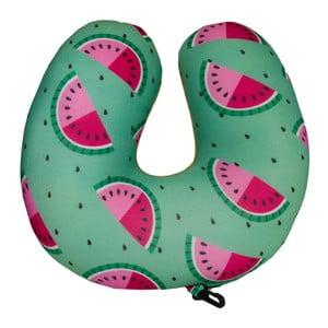 Cestovný vankúš Fisura Watermelon
