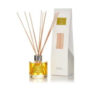 Difuzér s vôňou citrusov Skye Candles, dĺžka intenzity vône 8 týždňov