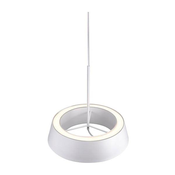 Závesné svetlo Orbit, biele