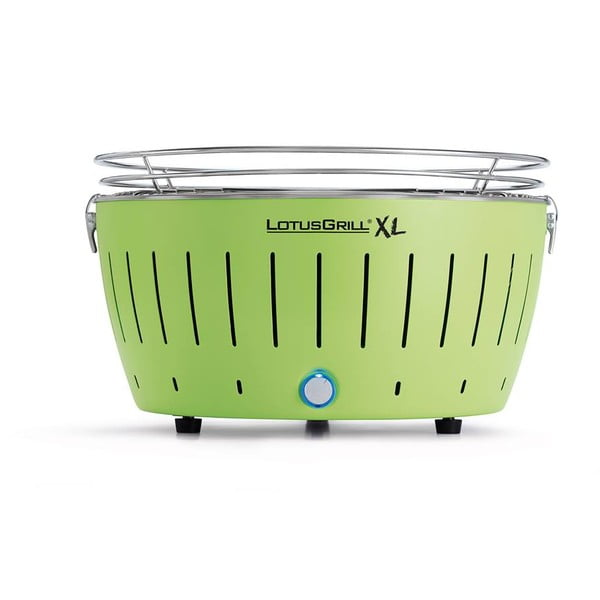 Nedymiaci gril LotusGrill XL Lime Green