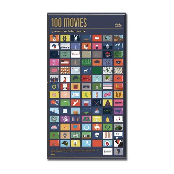 Plagát DOIY 100 filmov, ktoré musíte vidieť