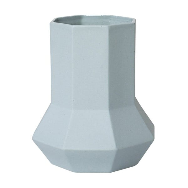Keramická váza Geometric Green