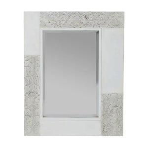Nástenné zrkadlo s rámom z jedľového dreva Kare Design Sweet Home