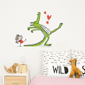 Dekoratívna samolepka na stenu My Dragon