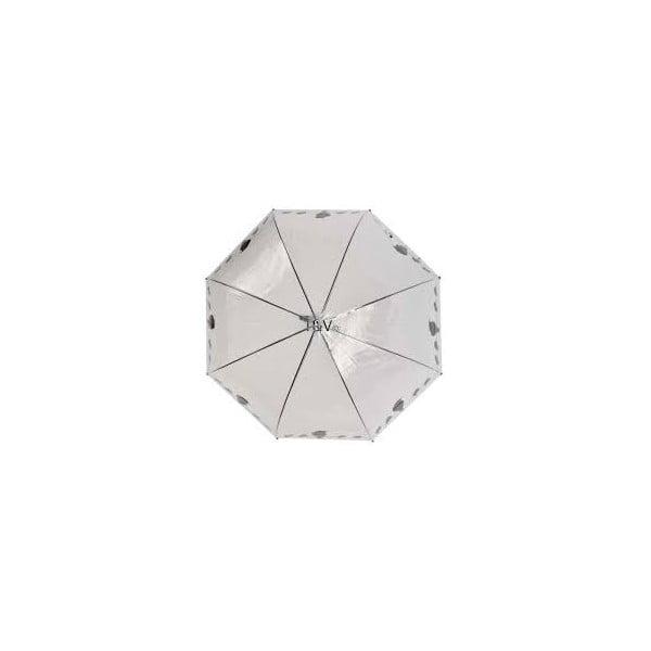 Transparentný dáždnik Cloche Ois