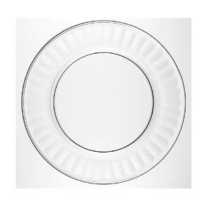Sklenený tanier Puriness