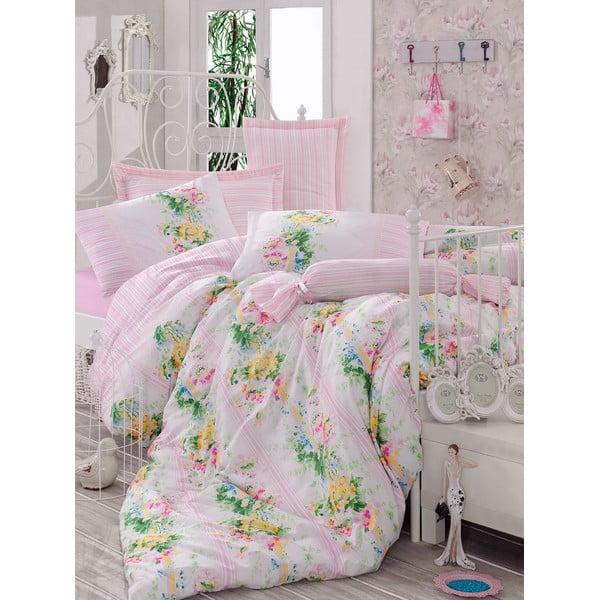 Ružové obliečky na palón Love Colors Sarah, 200 x 220 cm