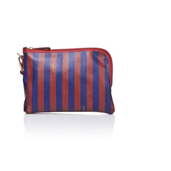 Listová kabelka Felix Blue/Red