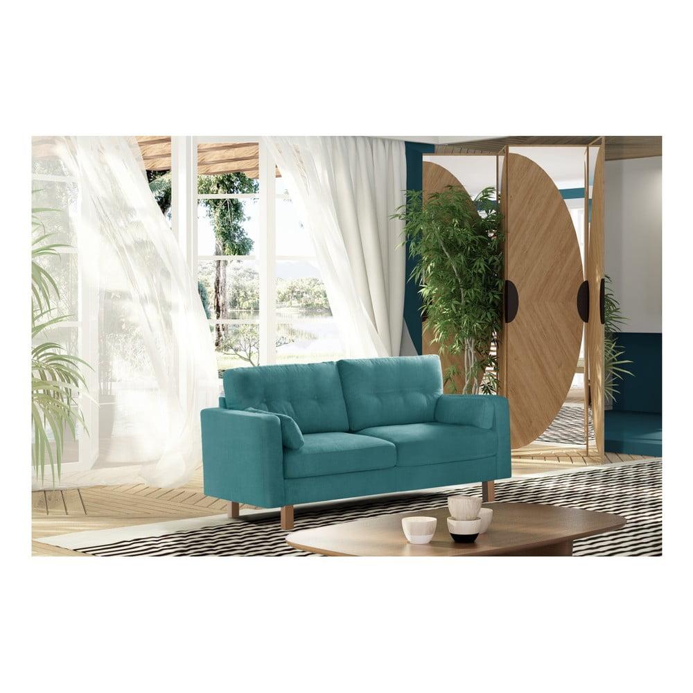 modr trojmiestna pohovka stella cadente maison lagoa bonami. Black Bedroom Furniture Sets. Home Design Ideas