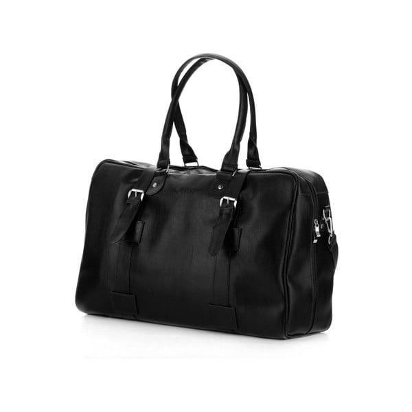 Pánska taška Solier S16, čierna