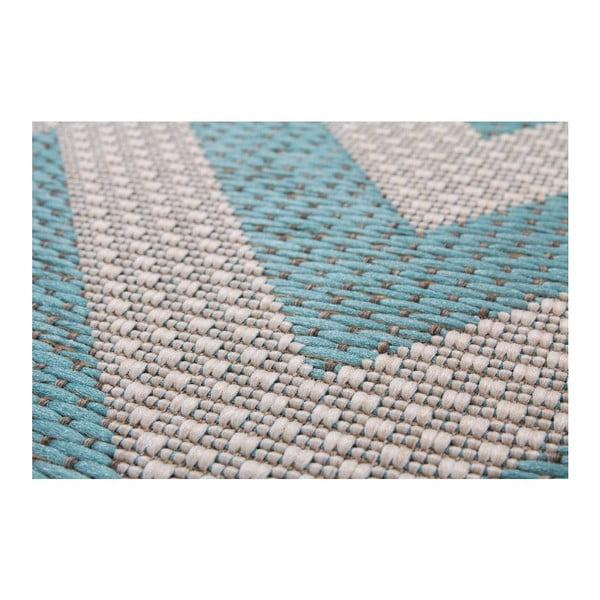 Koberec Tropical 350 Blue, 160x230 cm
