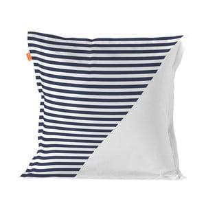 Bavlnená obliečka na vankúš Blanc Geo Dot, 60 x 60 cm