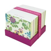 Blok na poznámky Laura Ashley Parma Violets by Portico Designs, 570listov