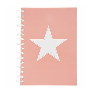 Zápisník Stars Rosa