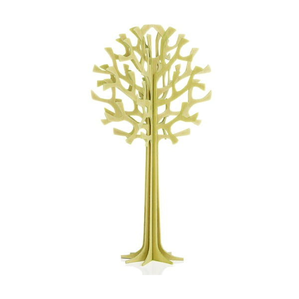 Skladacia pohľadnica Lovi Tree Pale Green, 13.5 cm