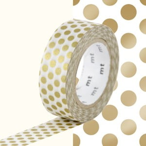 Washi páska MT Masking Tape Bernadette, návin10m