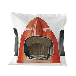 Obliečka na vankúš Baleno Racer Red, 60×60 cm