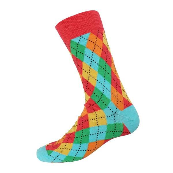 Ponožky Mix Pink, veľkosť 40-44