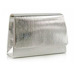 Kožená kabelka/listová kabelka  Boscollo Silver 3486