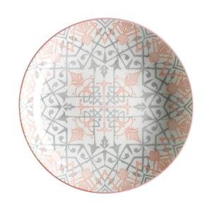 Sada 6 polievkových tanierov Culinary Delight Ornament, ⌀21 cm