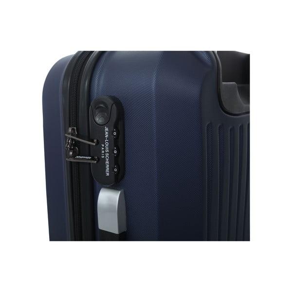 Sada 3 kufrov Jean Louis Scherrer Blue