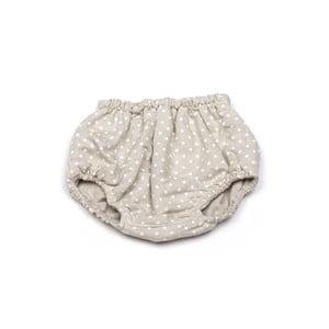 Obojstranné nohavičky na plienky Polka Dot, od 3 do 6 mesiacov