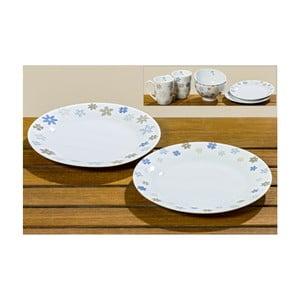 Sada 2 porcelánových tanierov Boltze Floris